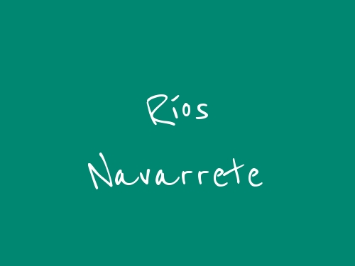 Ríos Navarrete