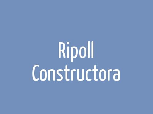 Ripoll Constructora