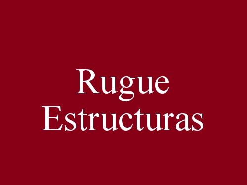 Rugue Estructuras
