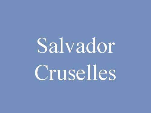Salvador Cruselles
