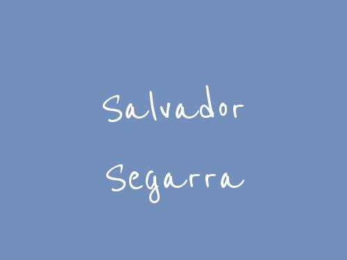 Salvador Segarra