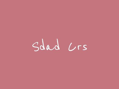 Sdad Crs