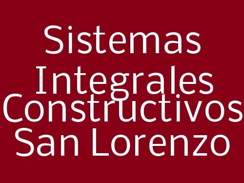 Sistemas Integrales Constructivos San Lorenzo