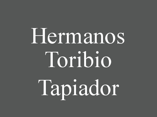 Hermanos Toribio Tapiador
