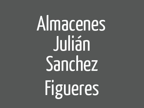 Almacenes Julián Sanchez Figueres