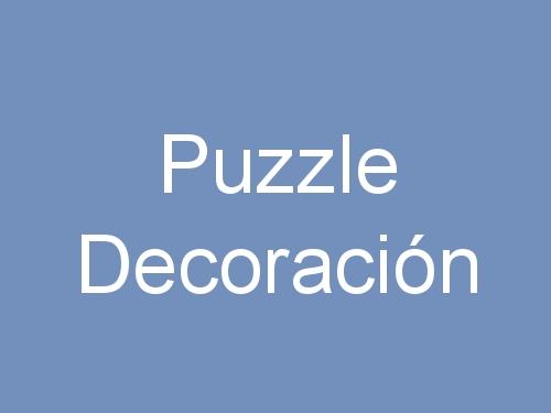 Puzzle Decoración