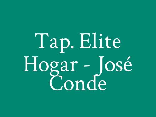 Tap. Elite Hogar - José Conde