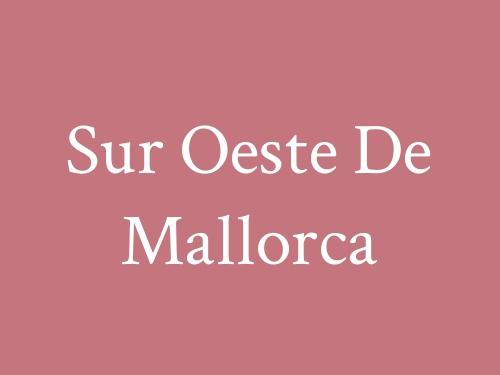 Sur Oeste De Mallorca