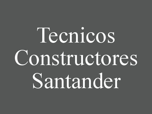 Tecnicos Constructores Santander
