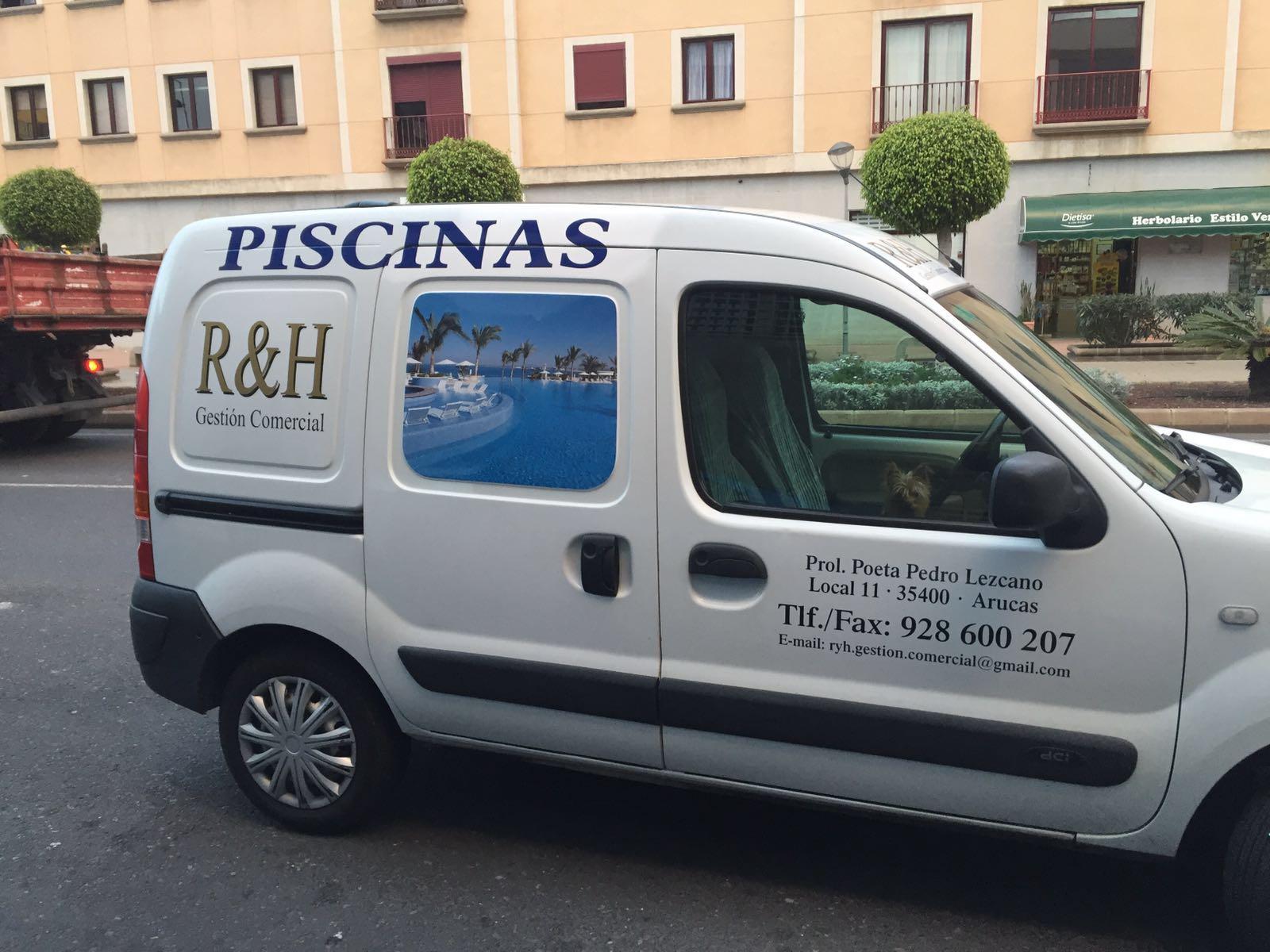 R&h Piscinas