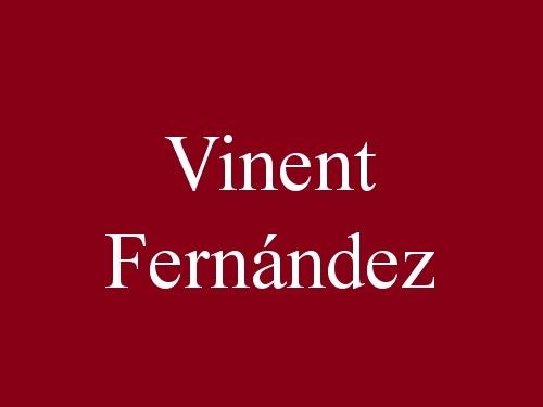 Vinent Fernández