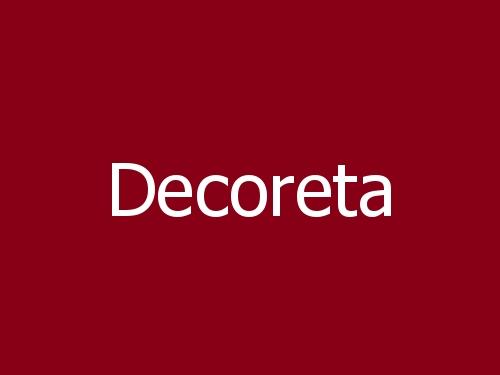 Decoreta