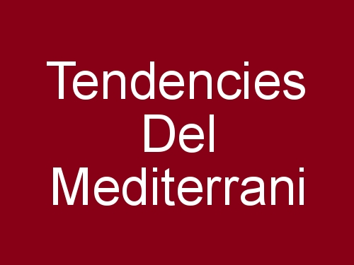 Tendencies del Mediterrani
