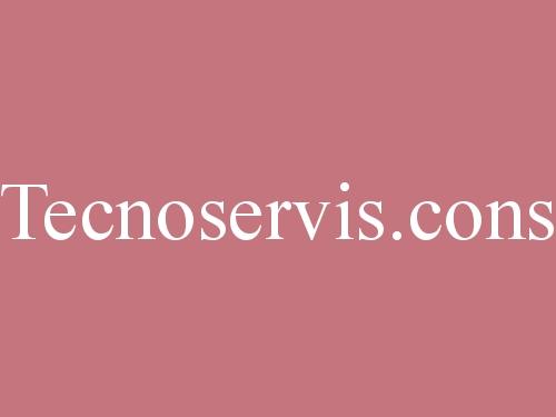 Tecnoservis.cons