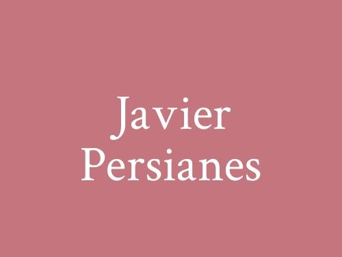 Javier Persianes