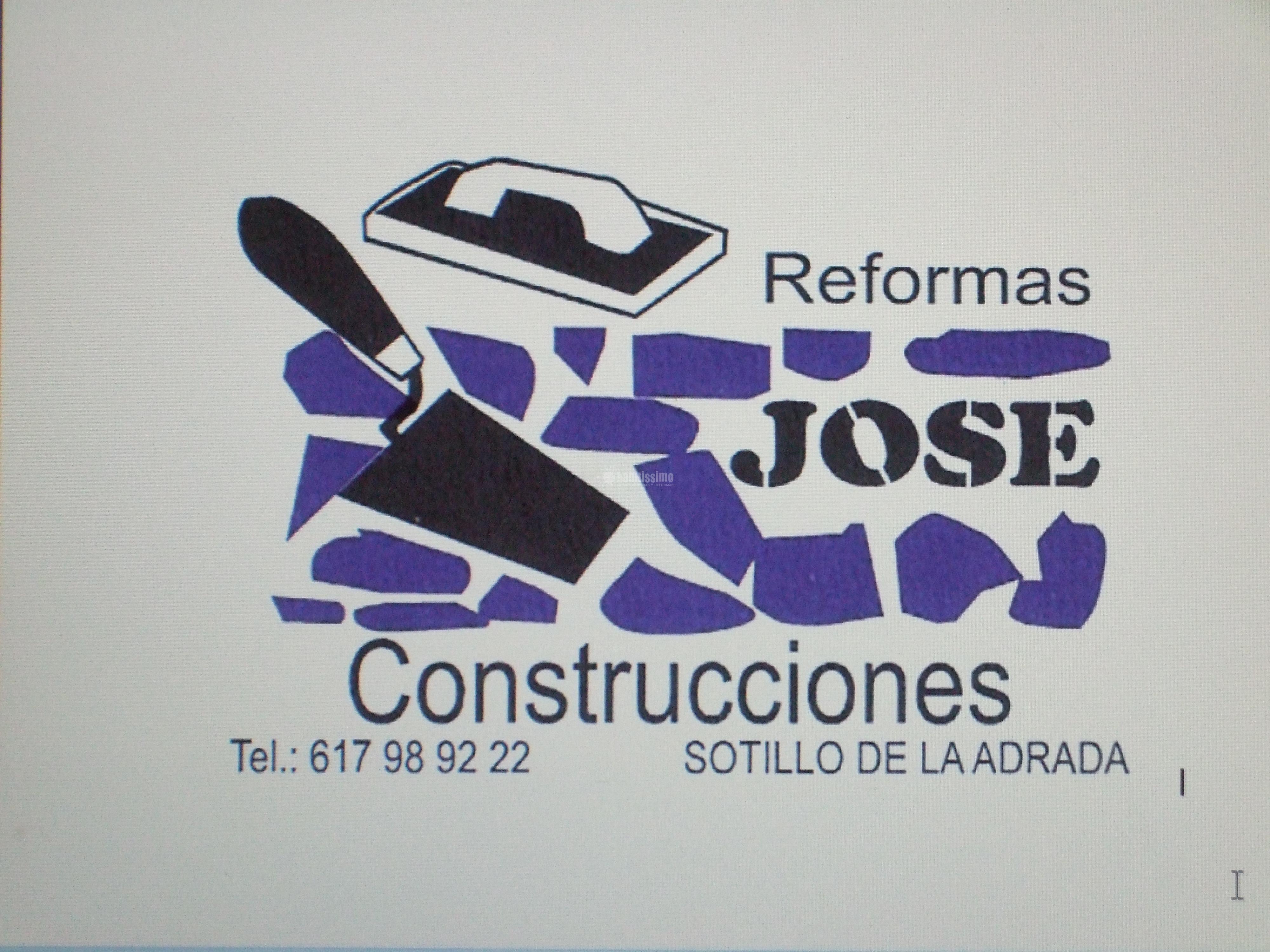 construcciones y reformas jose