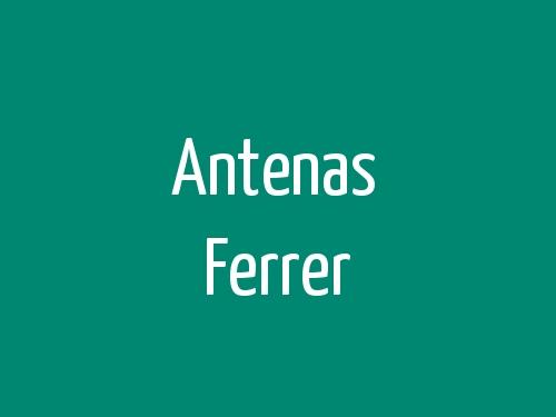 Antenas Ferrer