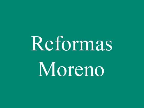 Reformas Moreno