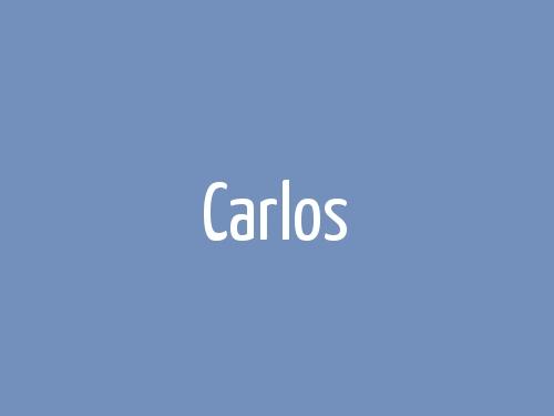 Carlos Calvet