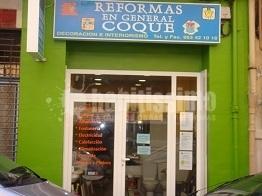 Reformas Coque