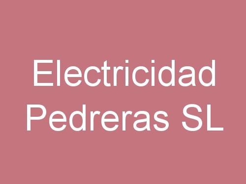 Electricidad Pedreras S.L.