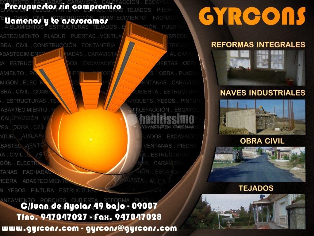 Gyrcons Edificación y Obra Civil