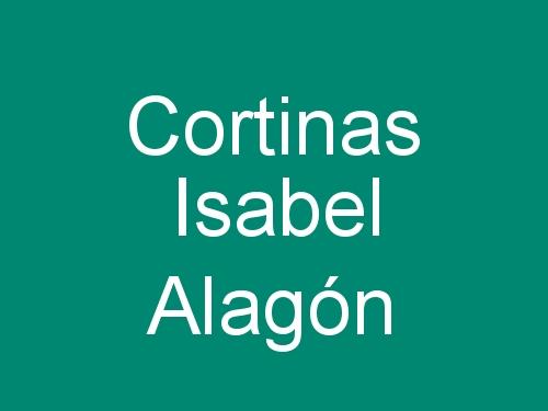 Cortinas Isabel Alagón