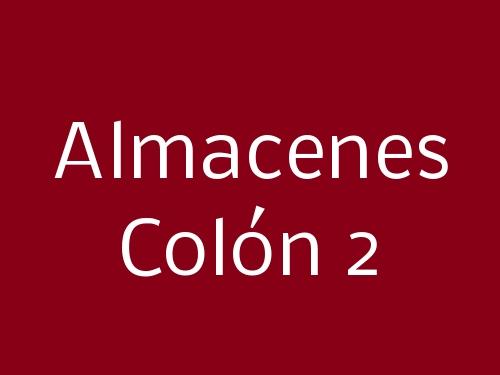 Almacenes Colón 2