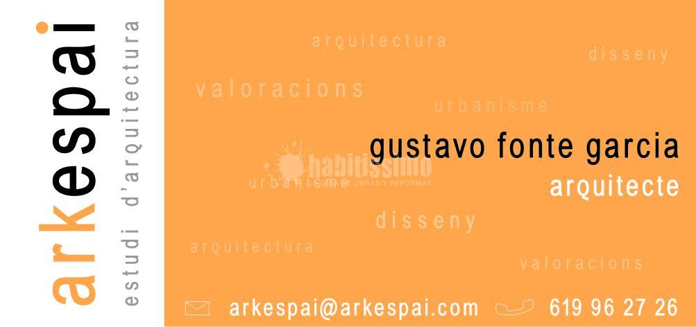 Gustavo Fonte - ARKespai Arquitectes