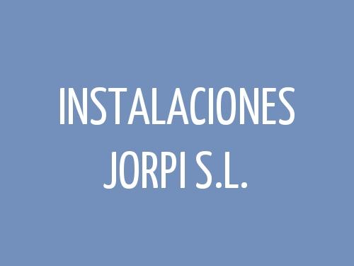 Instalaciones Jorpi S.L.