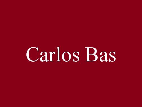 Carlos Bas