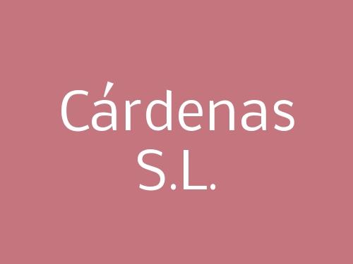 Cárdenas S.L.