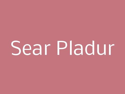 Sear Pladur