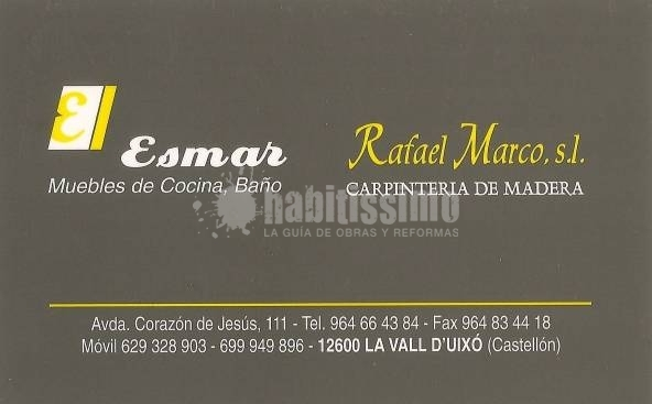 Rafael Marco S.L.