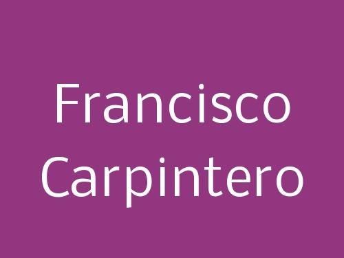 Francisco Carpintero