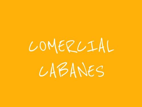 Comercial Cabanes