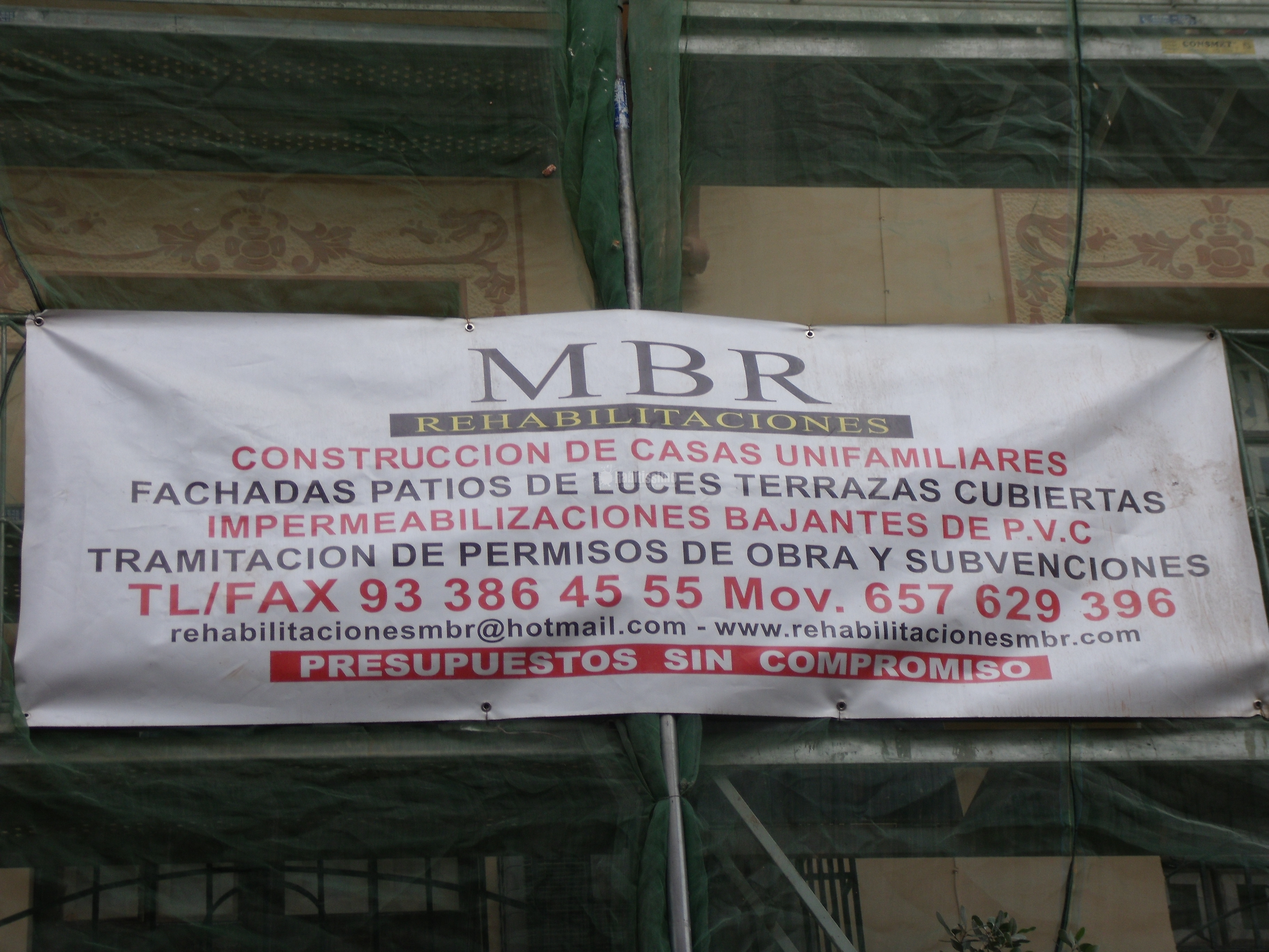 Rehabilitaciones M.B.R.