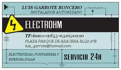 Electrohm