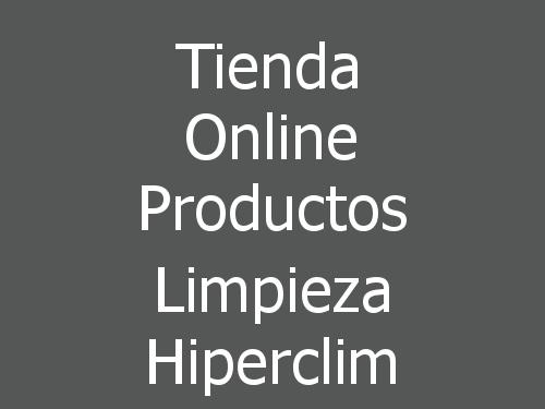 Tienda online productos limpieza Hiperclim