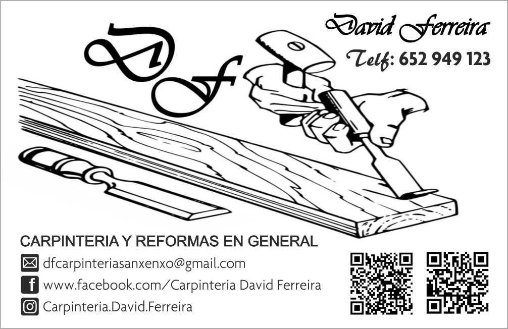 Carpintería David Ferreira