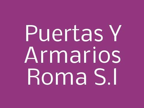 Puertas Y Armarios Roma S.L.