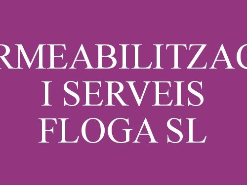 IMPERMEABILITZACIONS I SERVEIS FLOGA SL