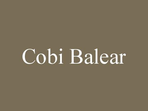 Cobi Balear