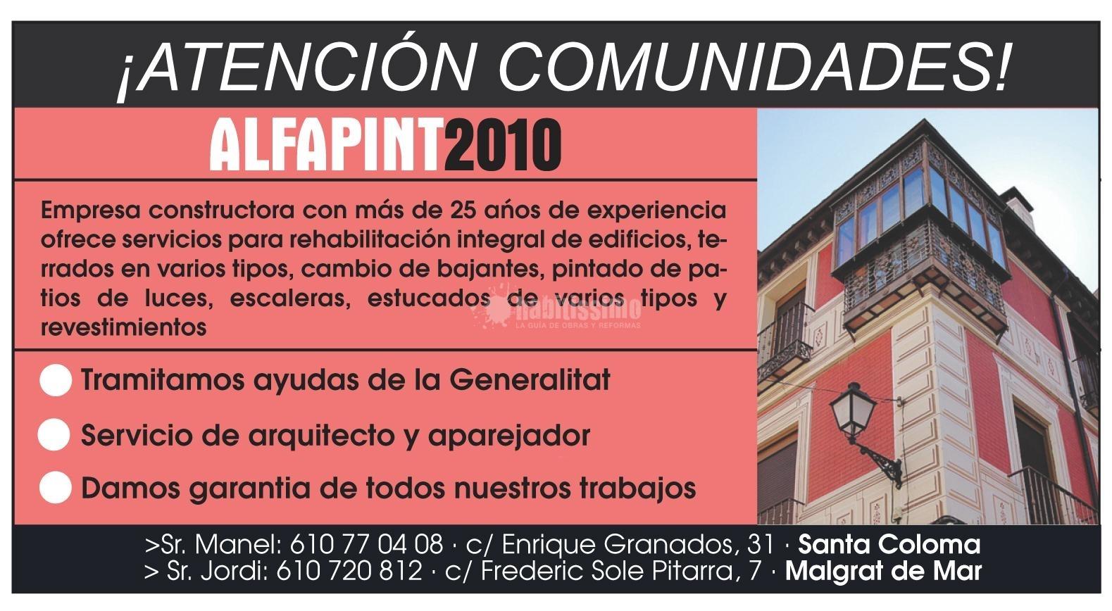 Alfapint2010
