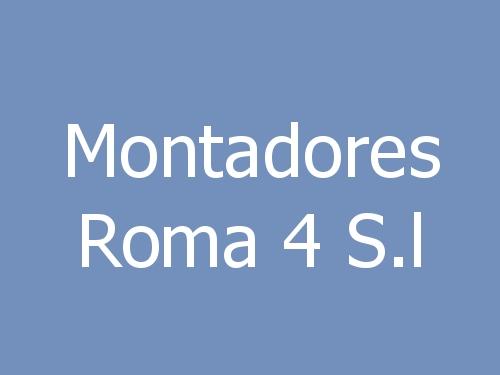 Montadores Roma 4 S.L.