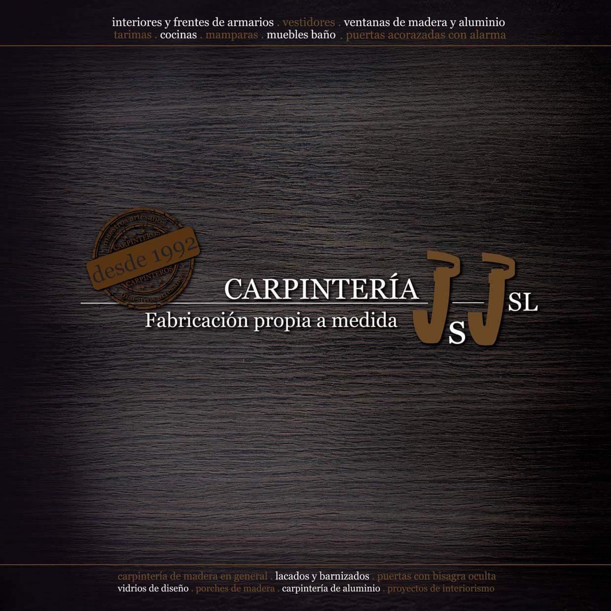 Carpintería J.s.j. S.l.