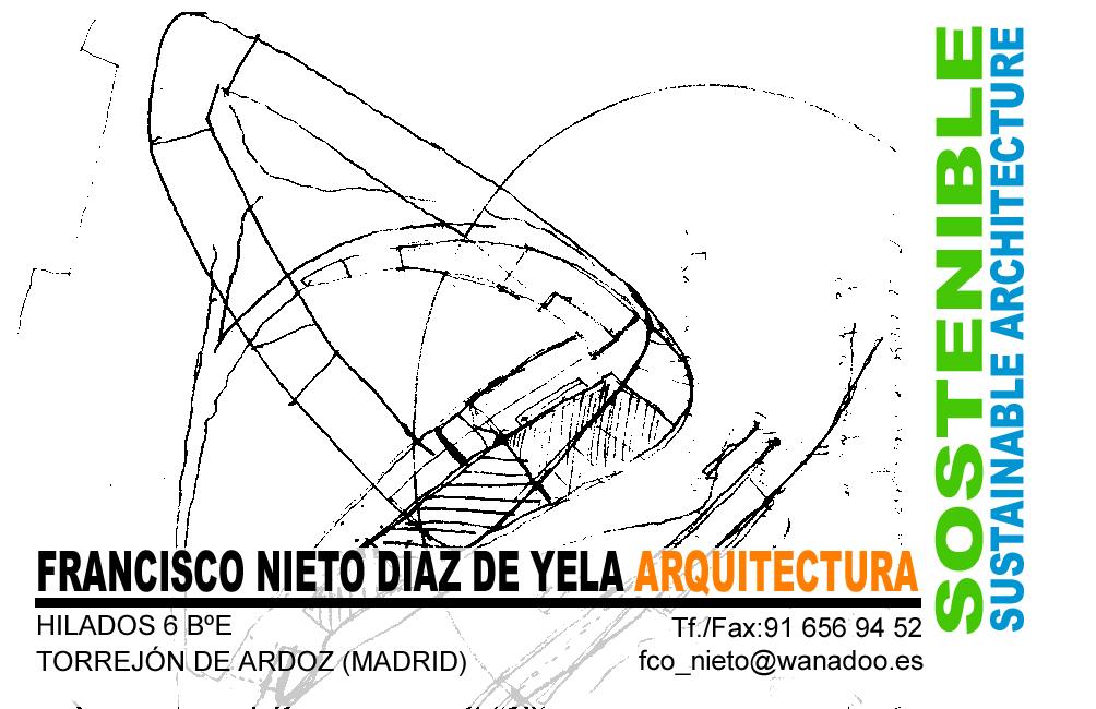 Estudio de Arquitectura Francisco Nieto Díaz de Yela