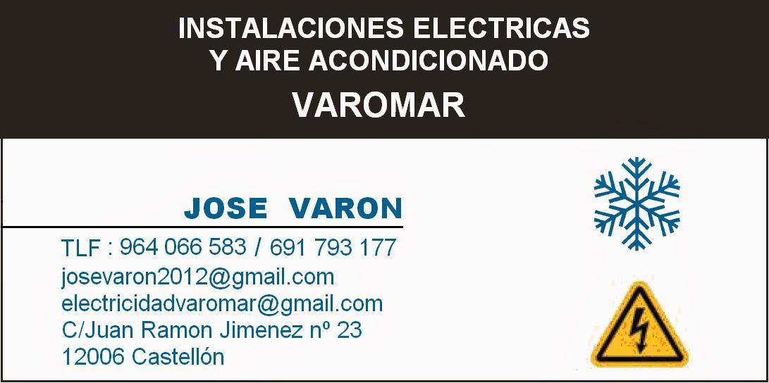 Instalaciones Electricas Varomar C.b