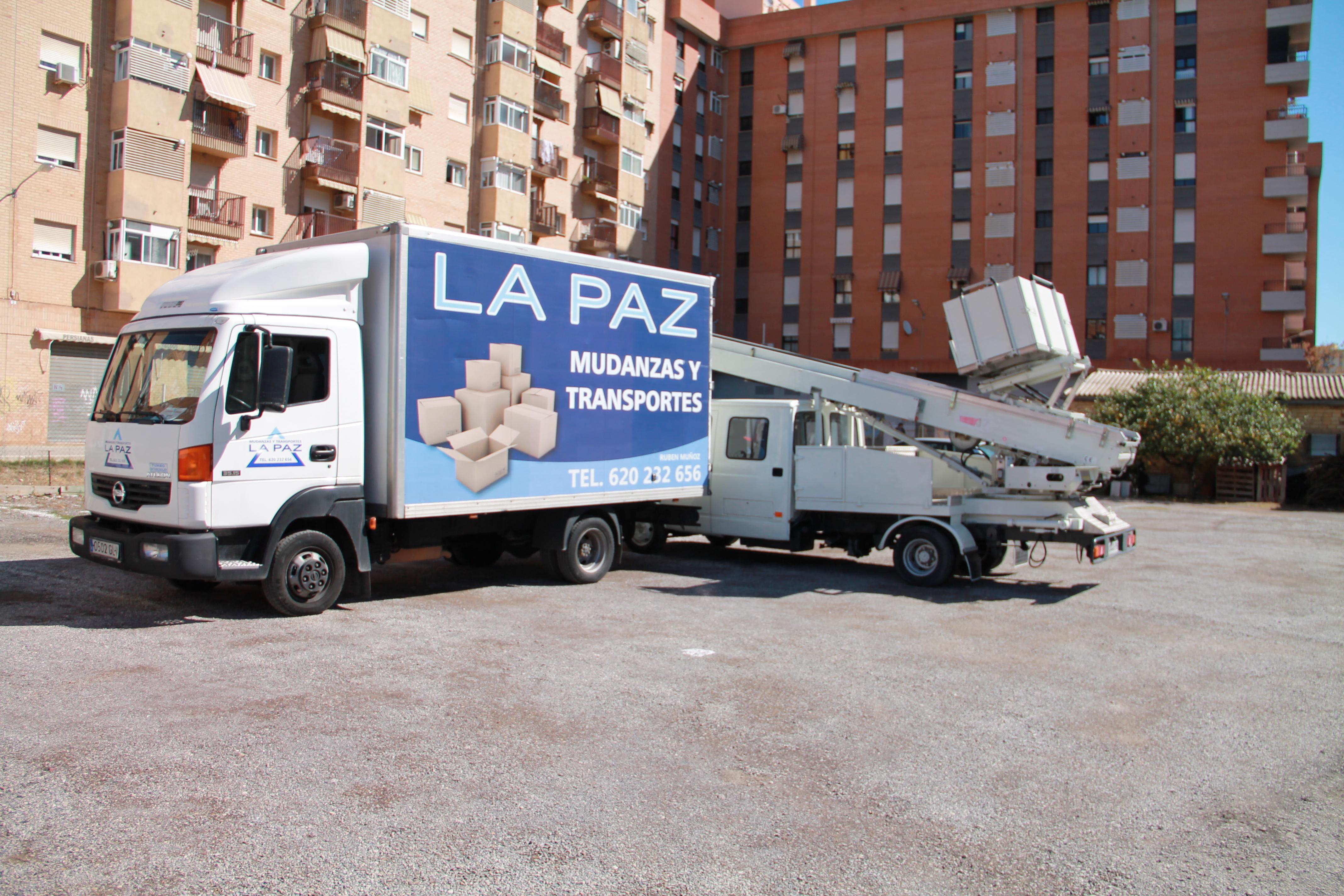 Mudanzas Y Transportes La Paz