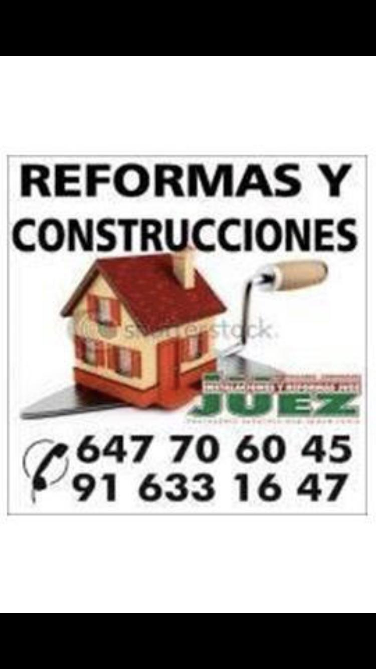 Instalaciones y Reformas Juez